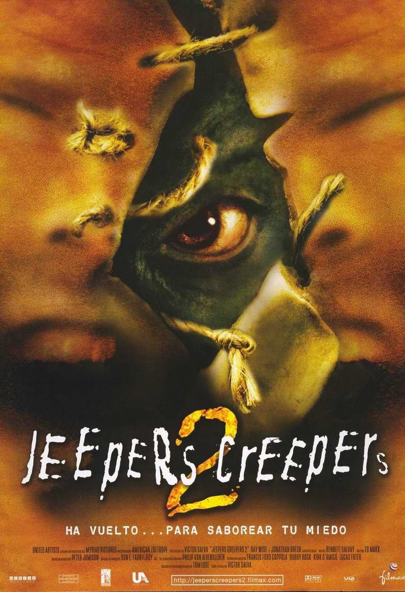 Jeepers Creepers 2 Jeepers Creepers Jeepers Creepers