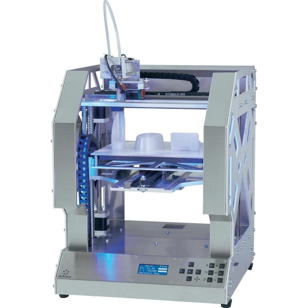 Renkforce RF1000 3D Drucker Bausatz 3d drucker bausatz