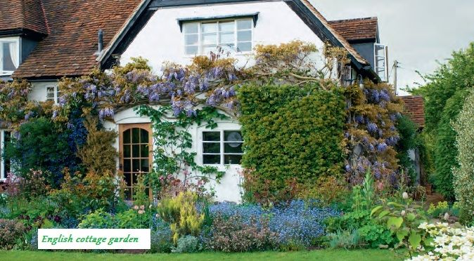 Cottage Gardens Bing Images With Images English Cottage