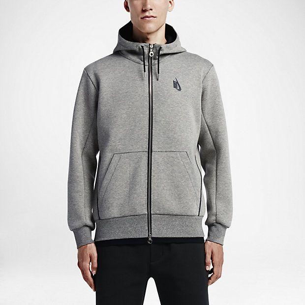 bbfec719 NikeLab Essentials Tech Fleece Men's Hoodie | FLEECE | Tech fleece ...