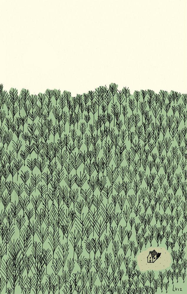 illustration by luiz stockler