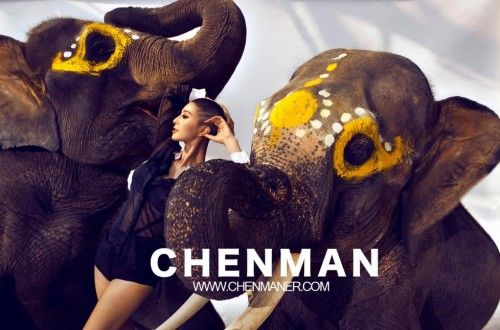 photographies de Chen Man