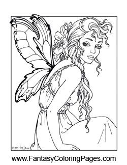Fairy Coloring Pages   Summer fun, Parents and Pdf