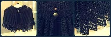 Resultado de imagen para chales a crochet
