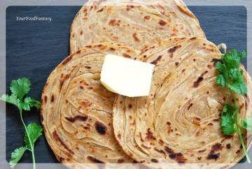 layered laccha paratha your food fantasy recipe indian bread paratha food fantasy on hebbar s kitchen recipes laccha paratha id=26985