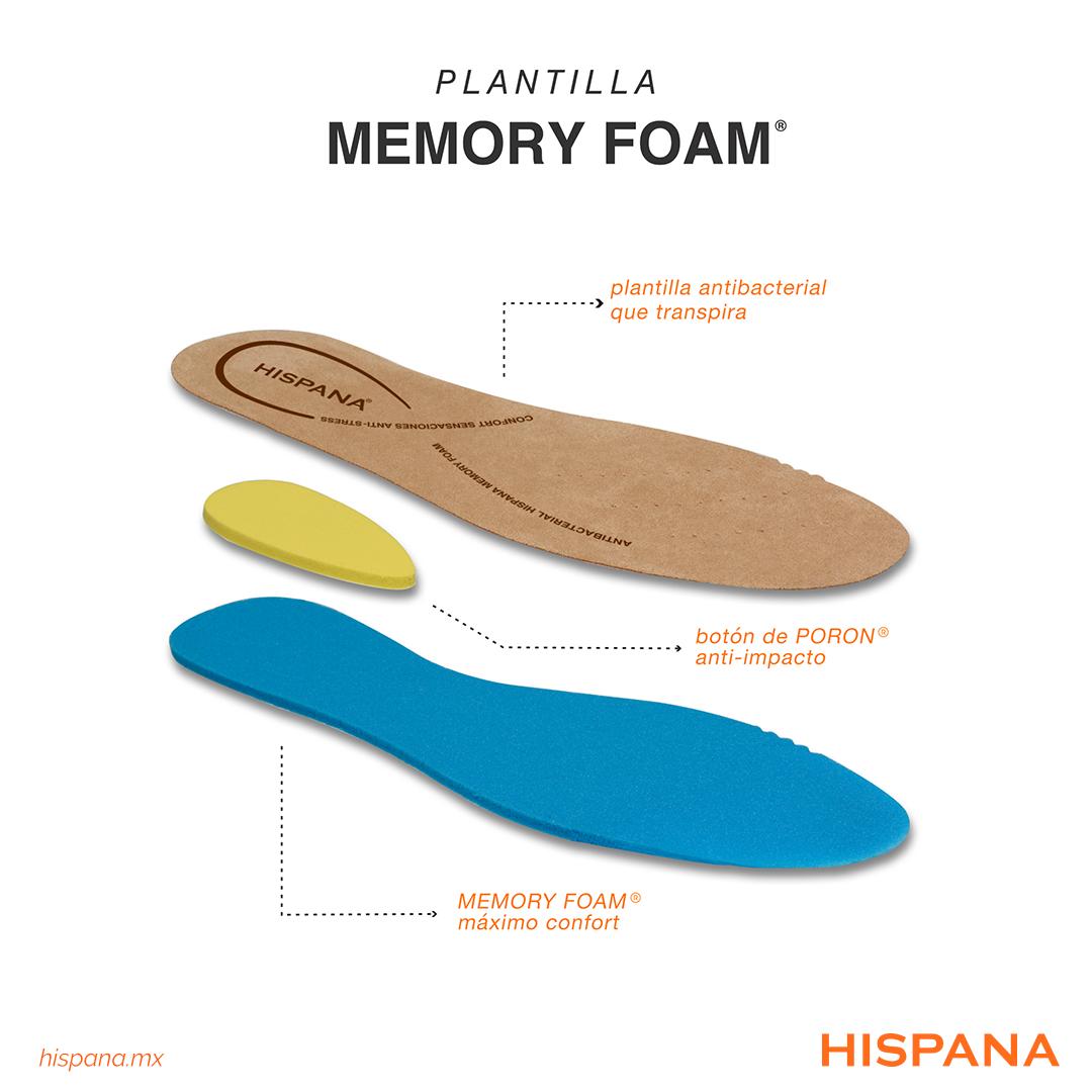 Plantilla Memory Foam Alta Tecnología Para Tener A Tus Pies Cómodos Beauty