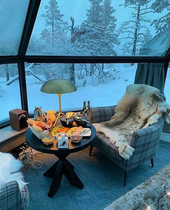 Lapland, Finland in 2020 Home building design, Cozy