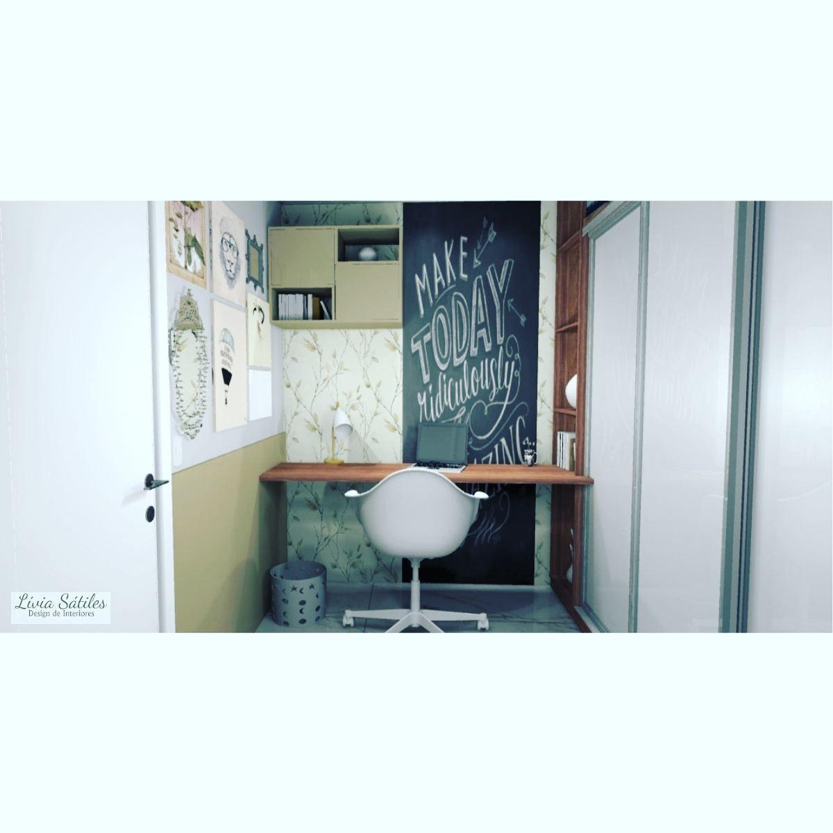 Home Office #office #planejados #interiores