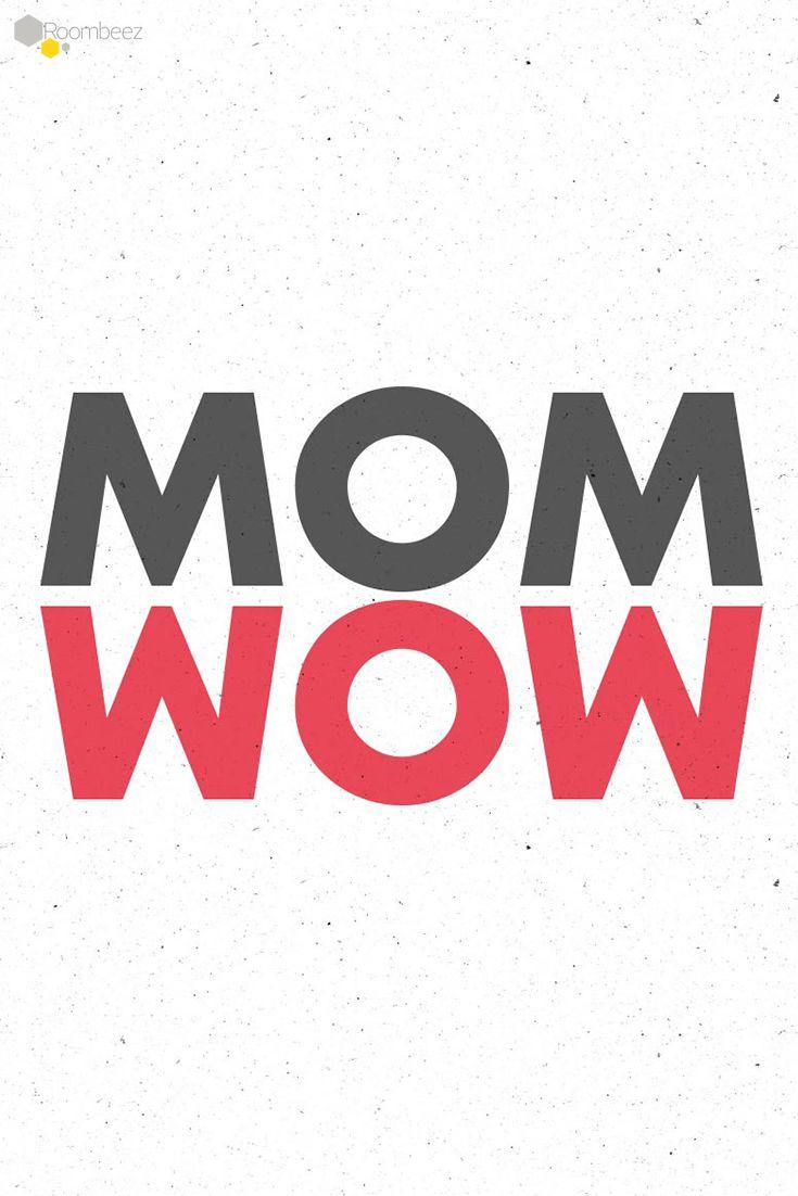 #Muttertag #Spruch #Karte  » Diesen und 20 weitere süße, schöne und lustige Sprüche zum Muttertag findet Ihr auf ROOMBEEZ ♥