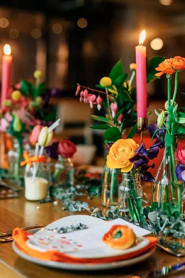 Decoração de Dia dos Namorados: 5 ideias para montar uma mesa linda