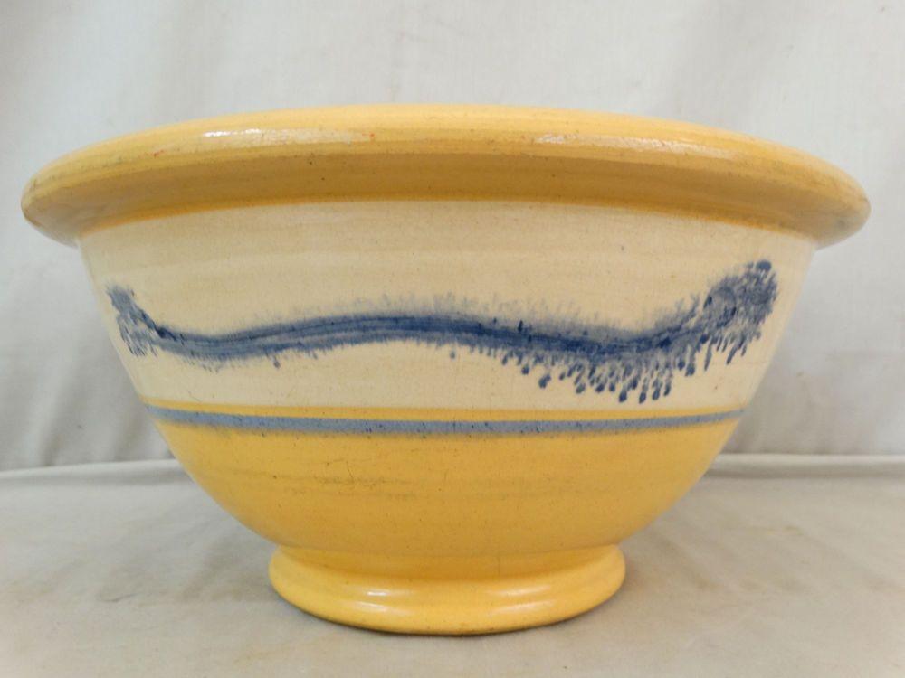 Dating yellow ware mixing bowls