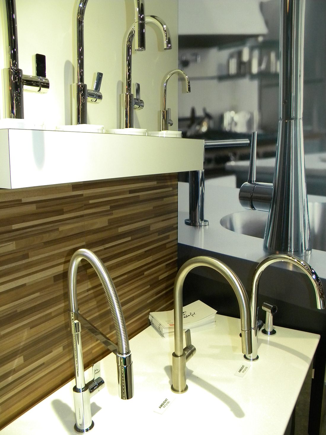 New Franke Ambient Series faucets   KBIS 2015   Pinterest