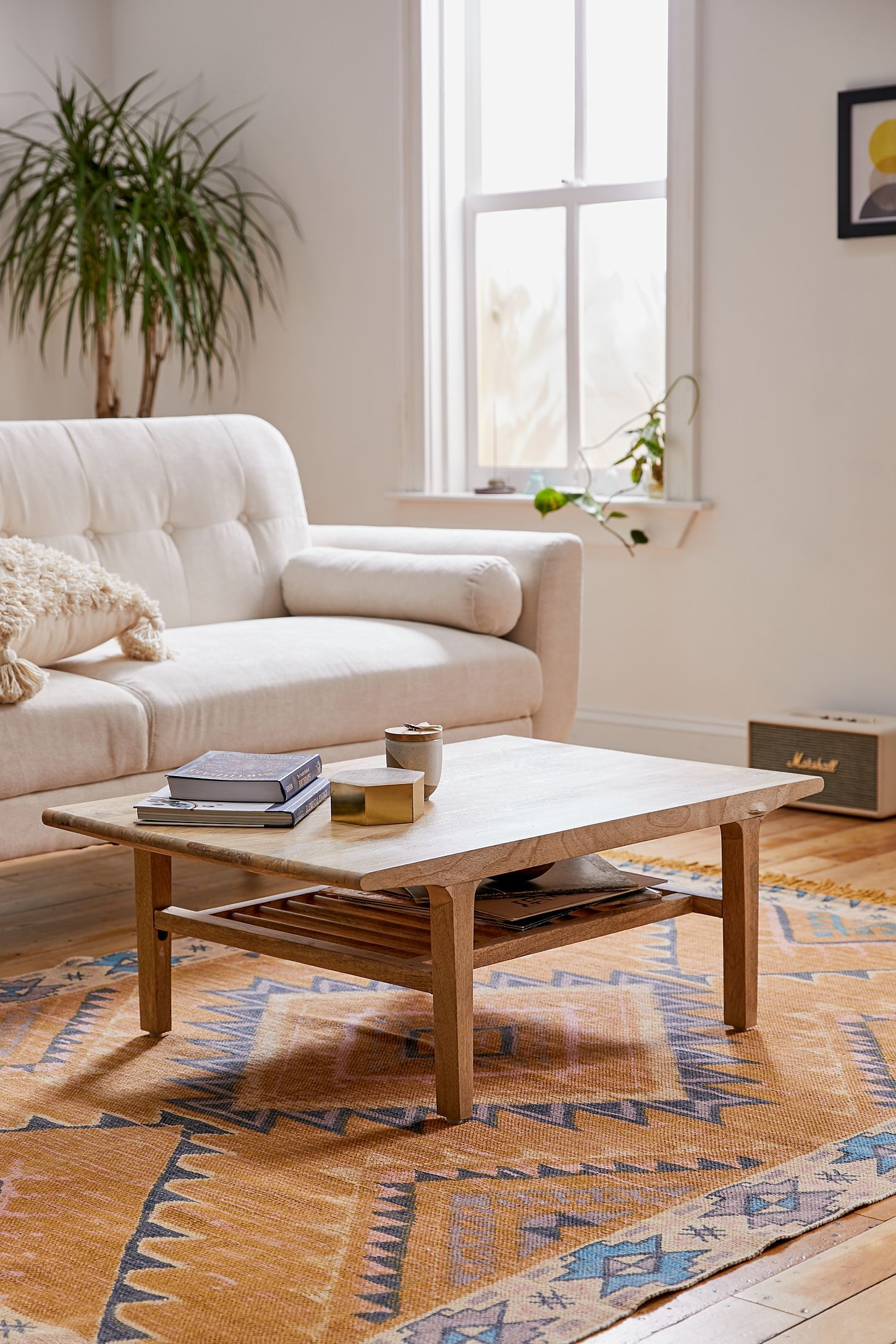 Urban Outfitters Wyatt Coffee Table Table Basse Meuble Et Table