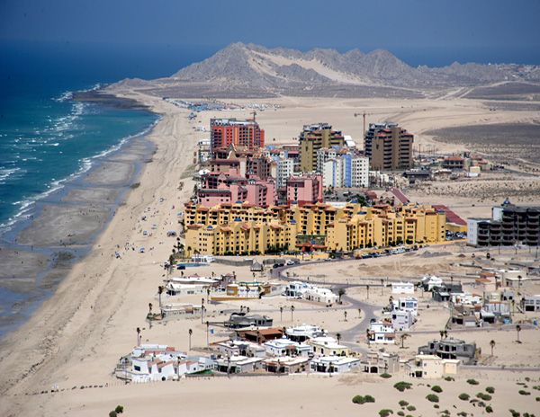 Rocky Point Puerto Penasco Mexico Places I Ve Been To
