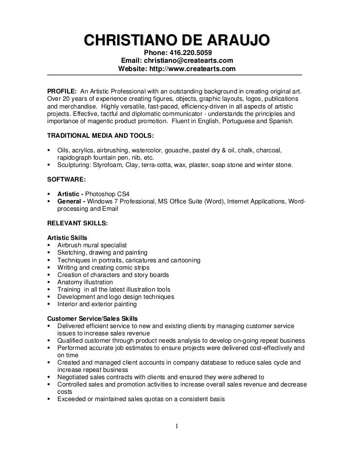 Resume For A House Painter - Vision specialist Essay Helper