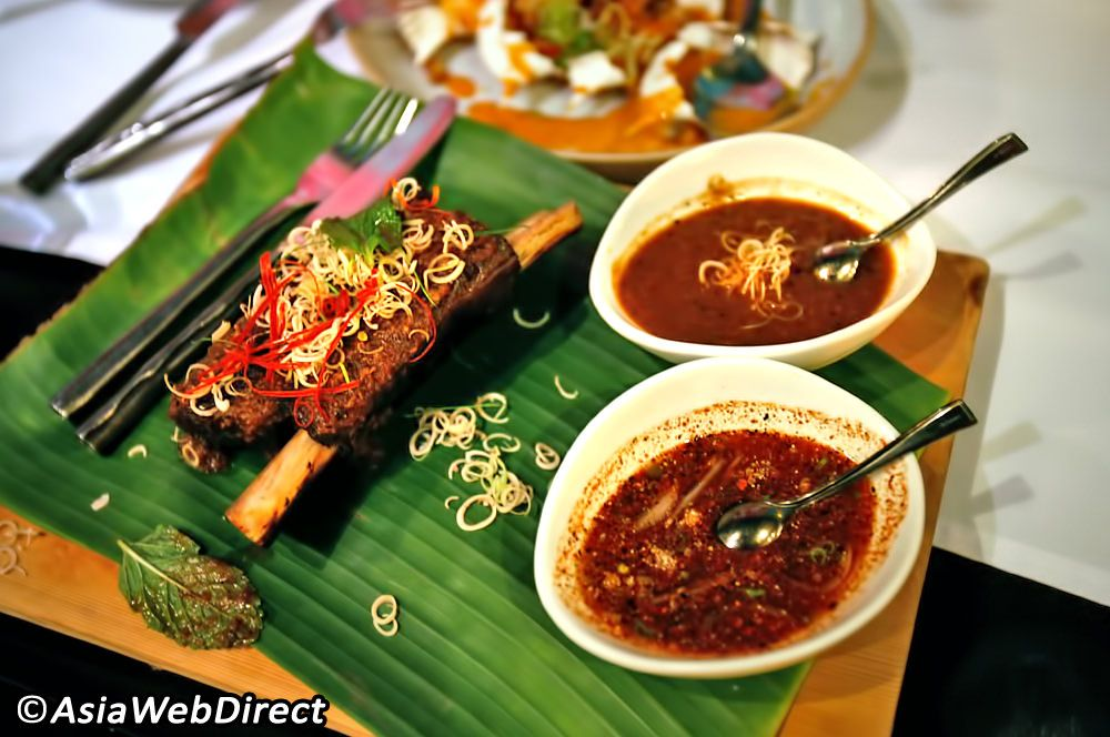 Issaya Siamese Club Restaurant Bangkok Com Magazine