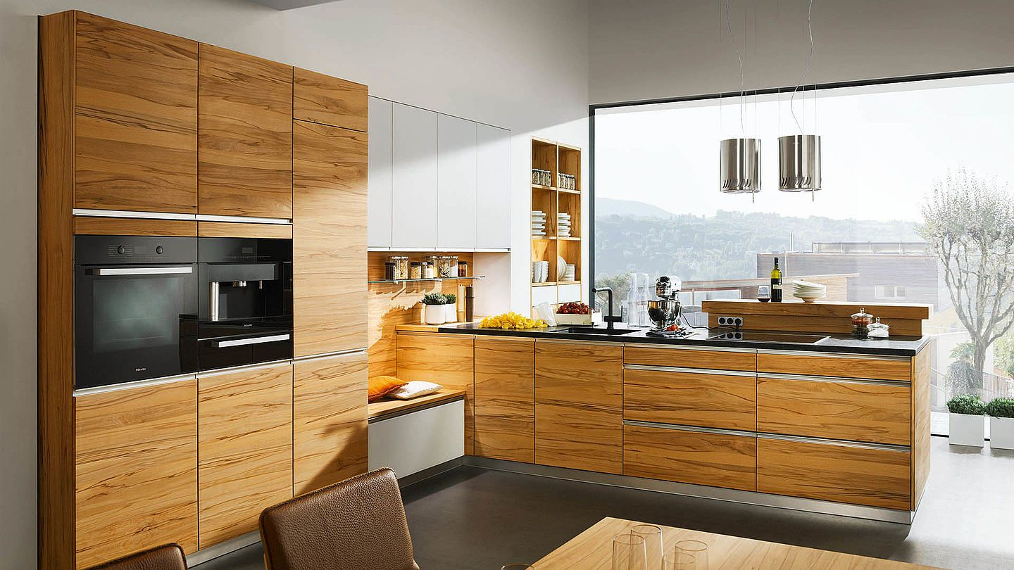 linee kitchen – the all-rounder among TEAM 9 kitchens  Modern
