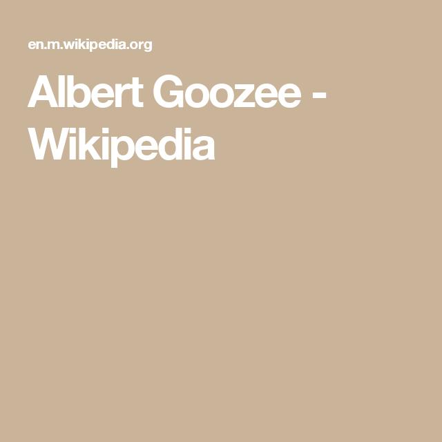 Albert Goozee