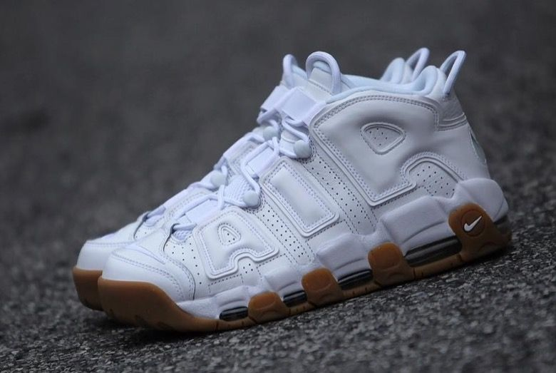 Nike Air More Uptempo White Gum. Chukka ShoesSneaker ...