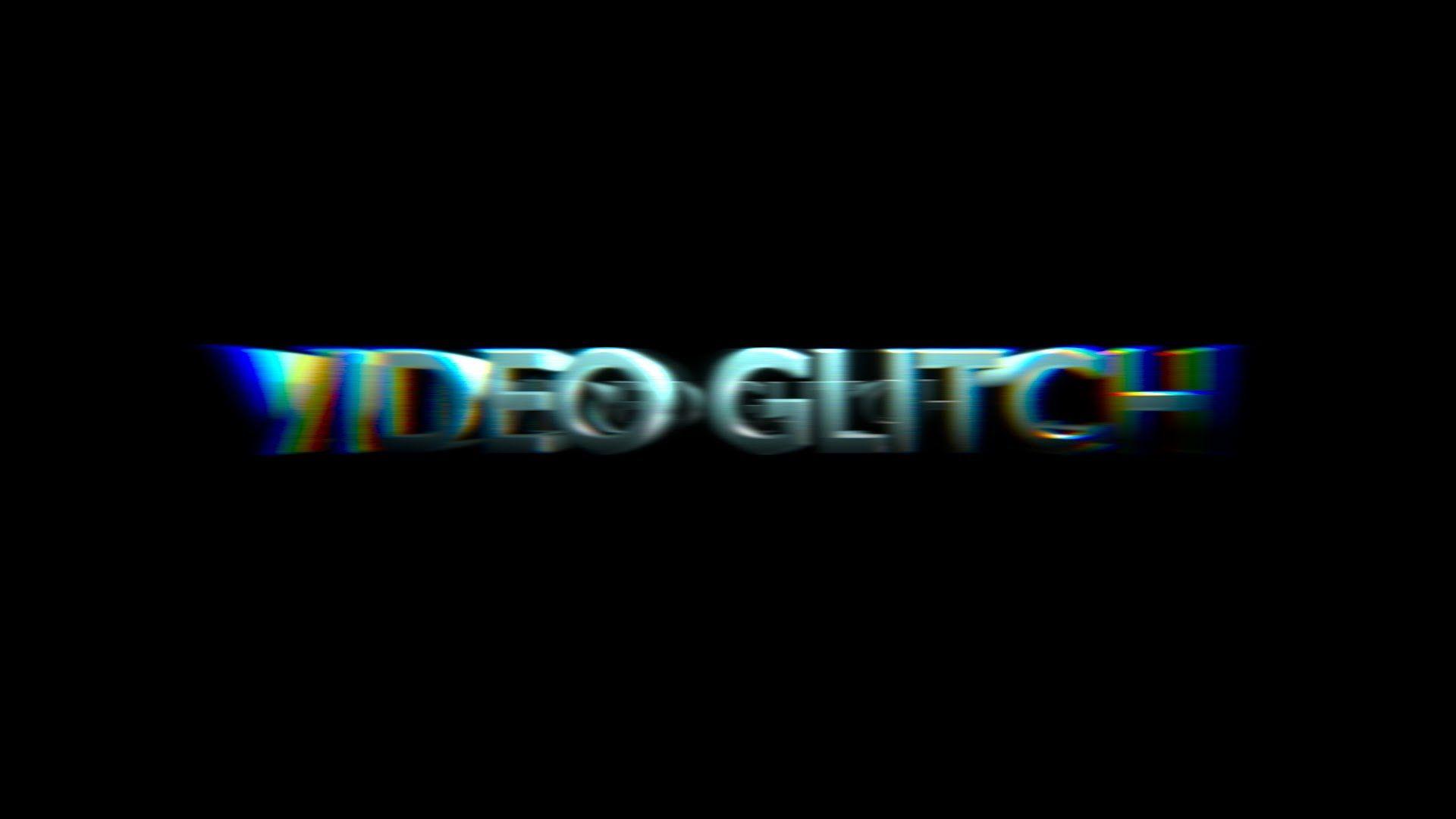 how to make glitch animation