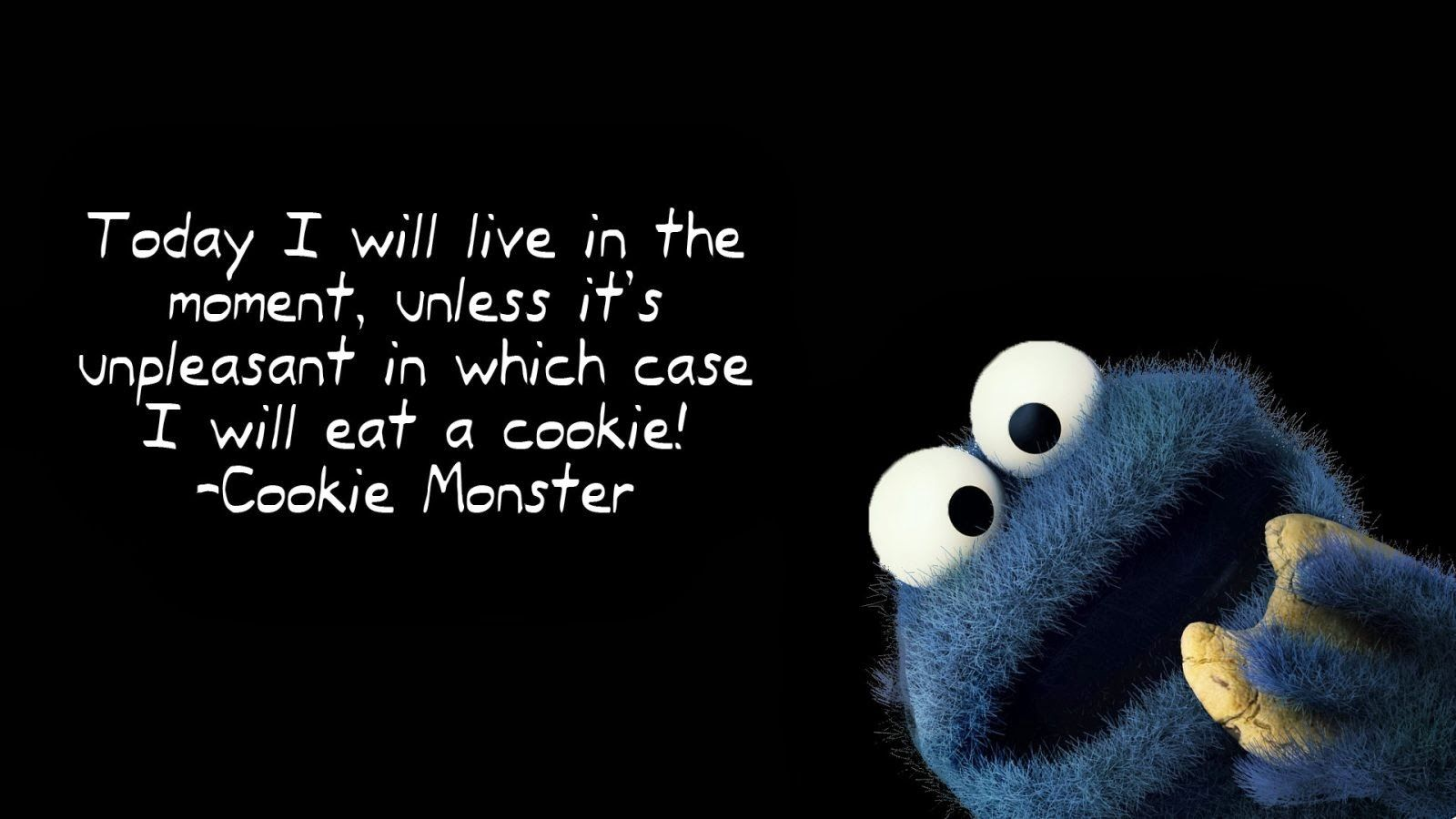 Very Funny Wallpapers For Desktop Funny Quotes Wallpaper Cookie Monster Quotes Monster Quotes