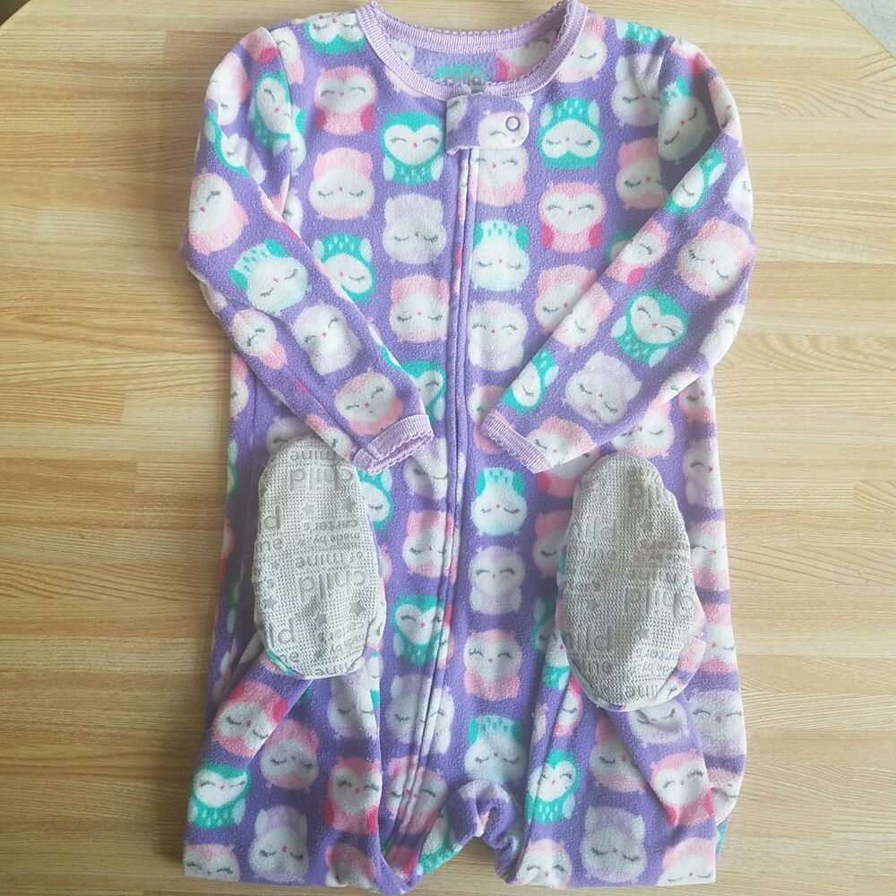 38692ca44 Carters Girls 18 Month 2 Piece Winter Pajama Lot  fashion  clothing ...