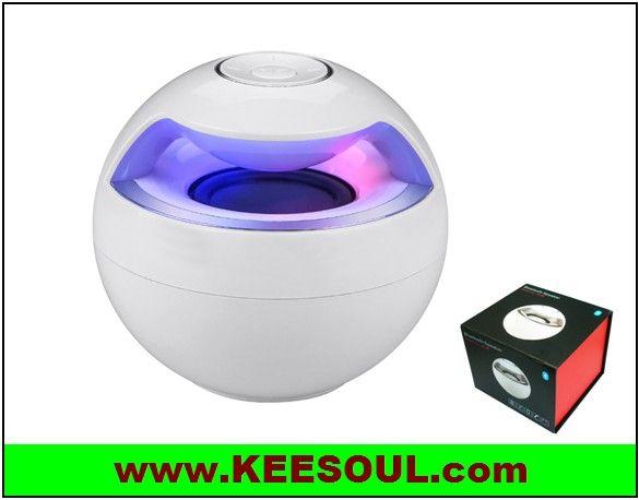 Super Bowl Shape Bluetooth Speaker With Twinkle Light