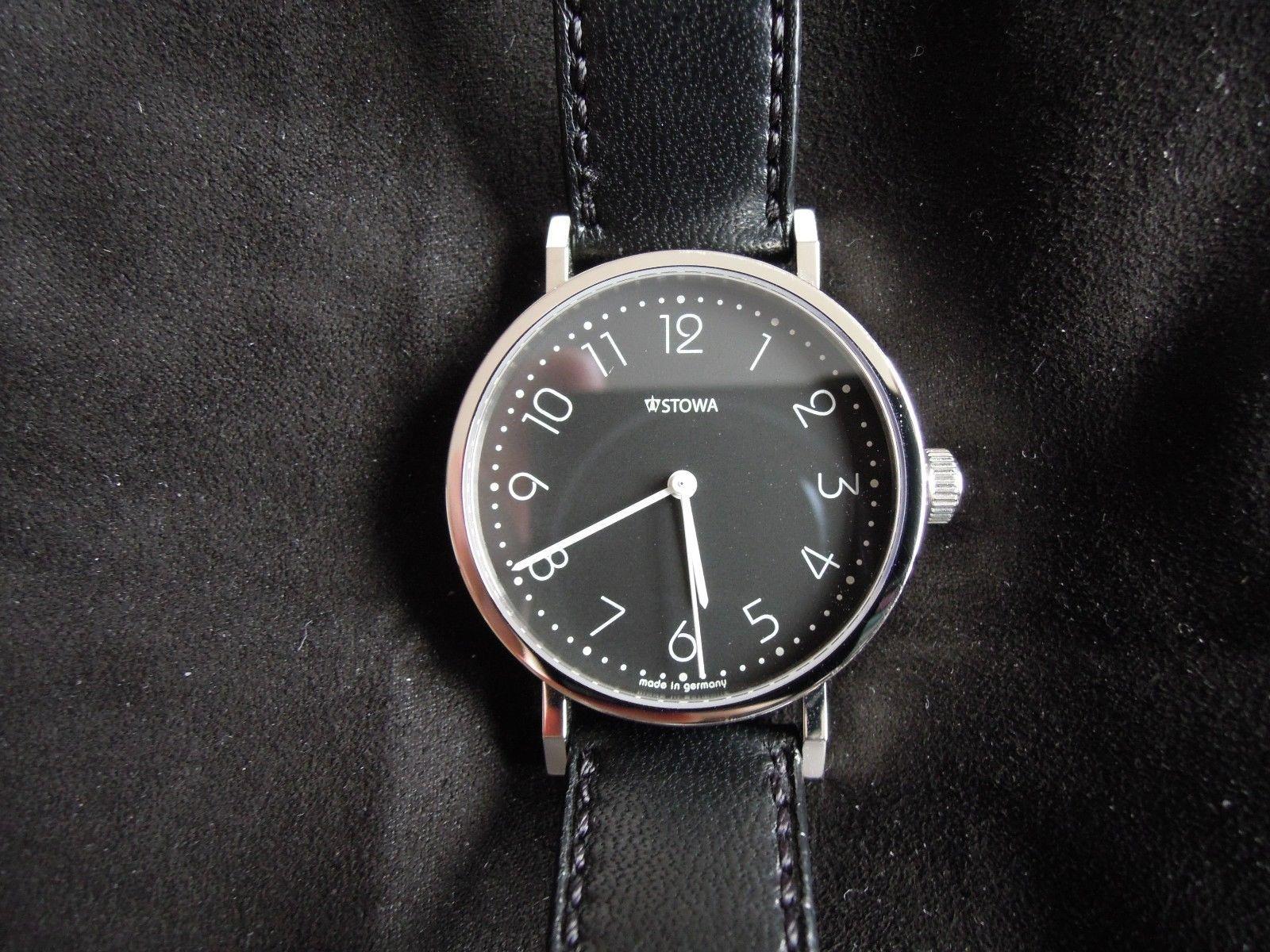 Stowa Antea back to Bauhaus Watch - Top Grade Movement.  9f8504eaff4