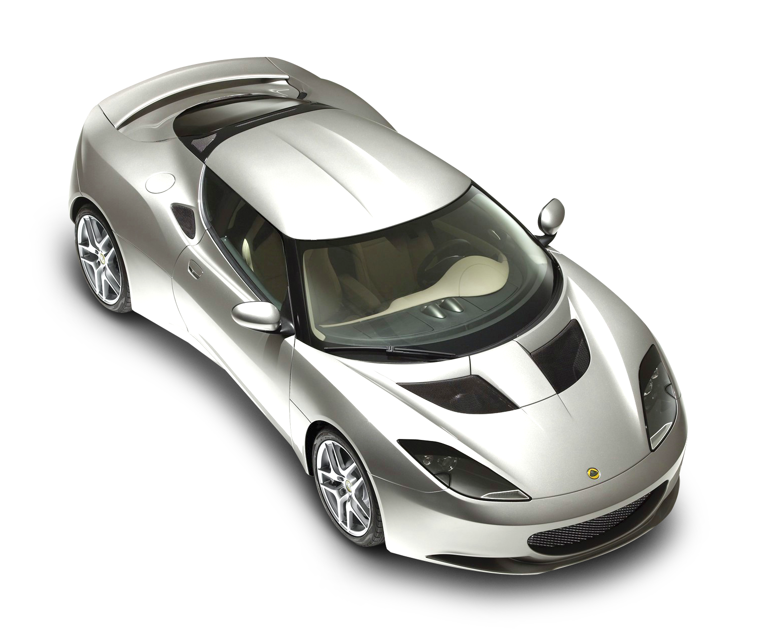 Pin By Charudeal On 졸작 Car Evora Top View