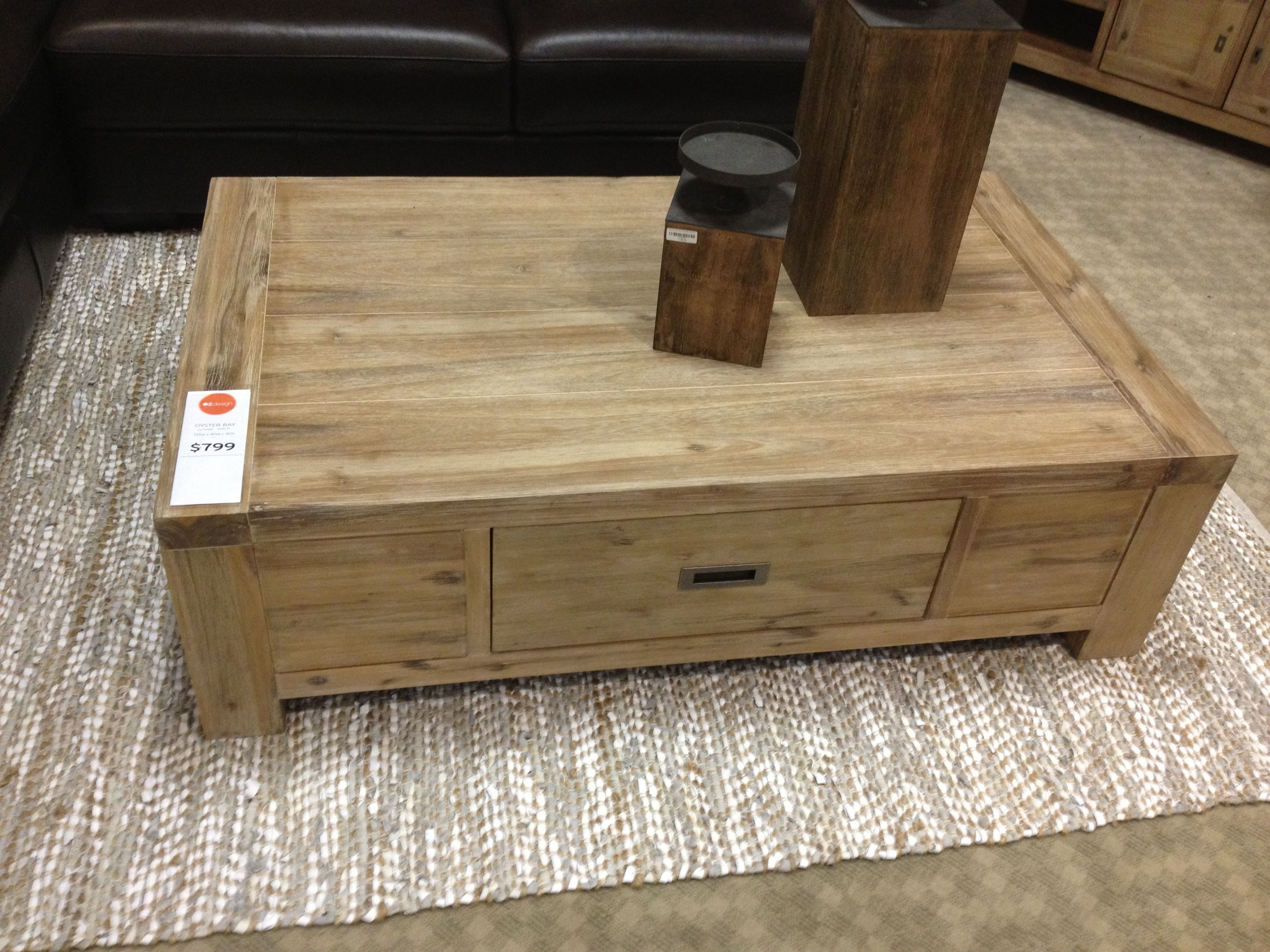 Oyster bay coffee table from oz design furniture shopping oyster bay coffee table from oz design geotapseo Choice Image
