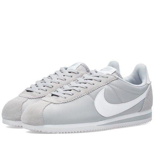info for 9c32f 4ce5f Nike Classic Cortez Nylon OG (Wolf Grey   White)