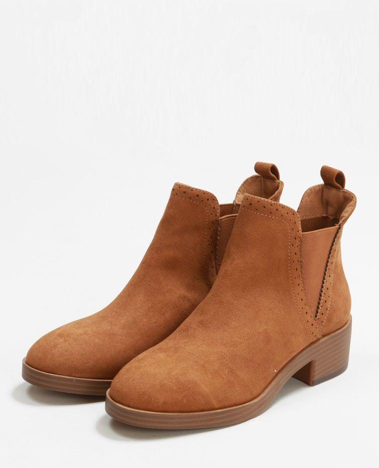1c65d4c6b4b9c Boots chelsea marron Chaussure Marron, Escarpins, Bottines, Chaussures Femme,  Paniers, Jambes