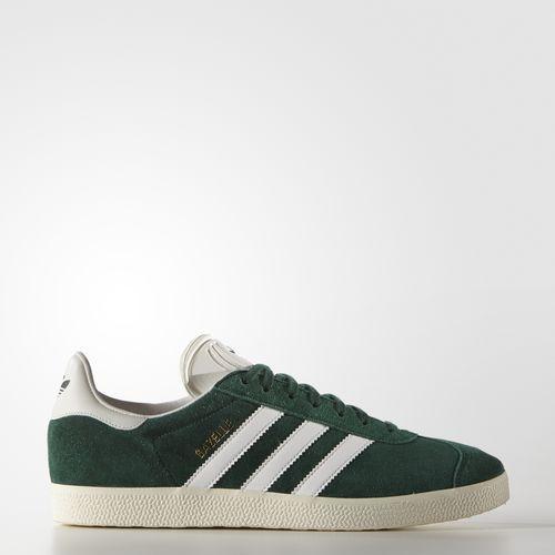 Gazelle Schuh grün   Adidas gazelle, Adidas gazelle mens