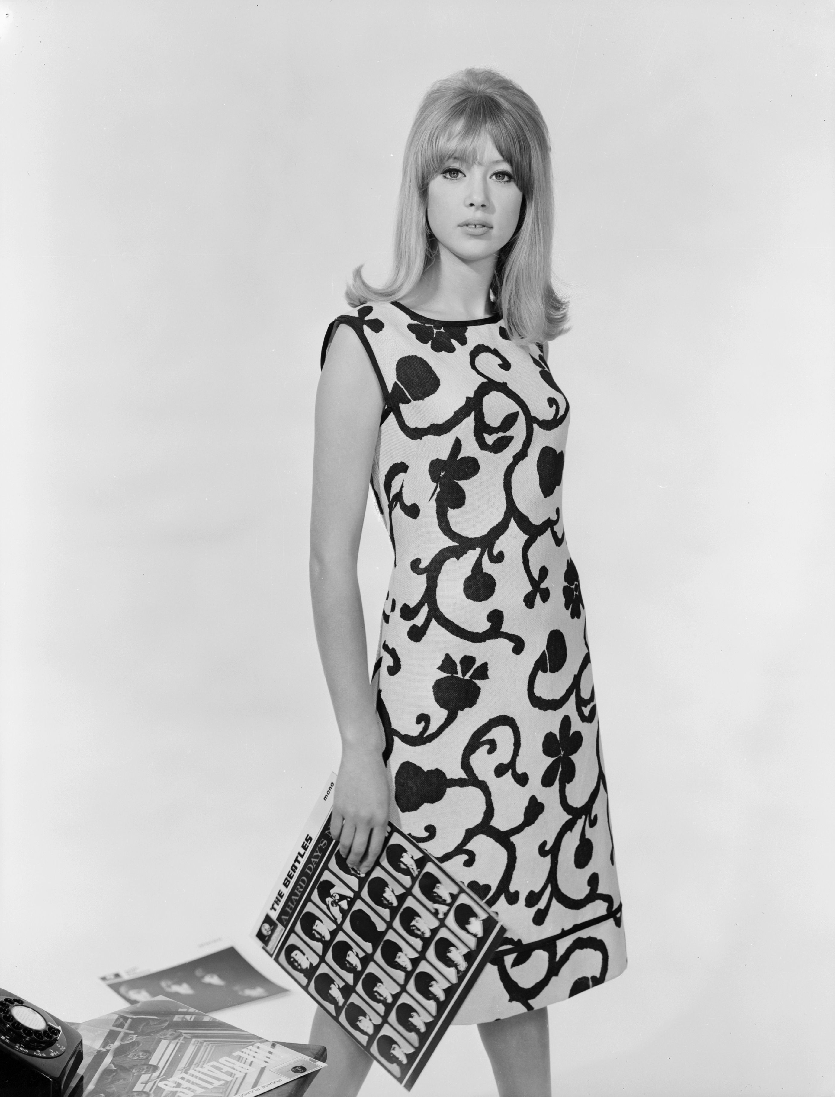 Channel Pattie Boyd, wife to both George Harrison and Eric Clapton