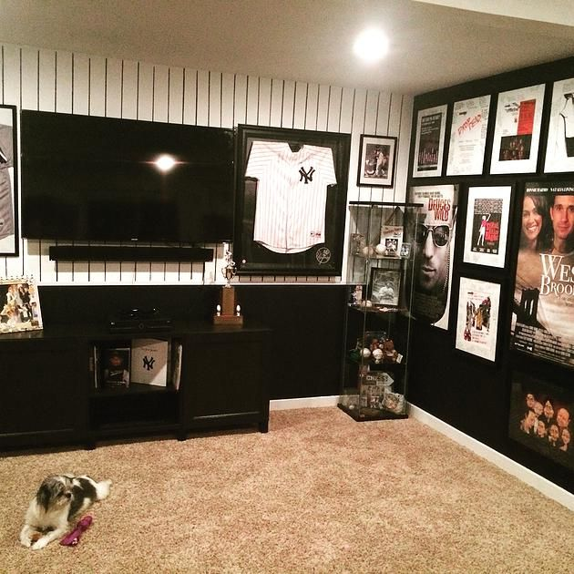 office man cave. Office Man Cave. Cave/ Ny Yankee Room. Cave H