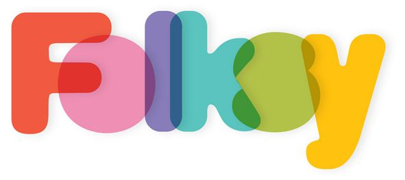Great new logo from Folksy                                                                                                                                                                                 More