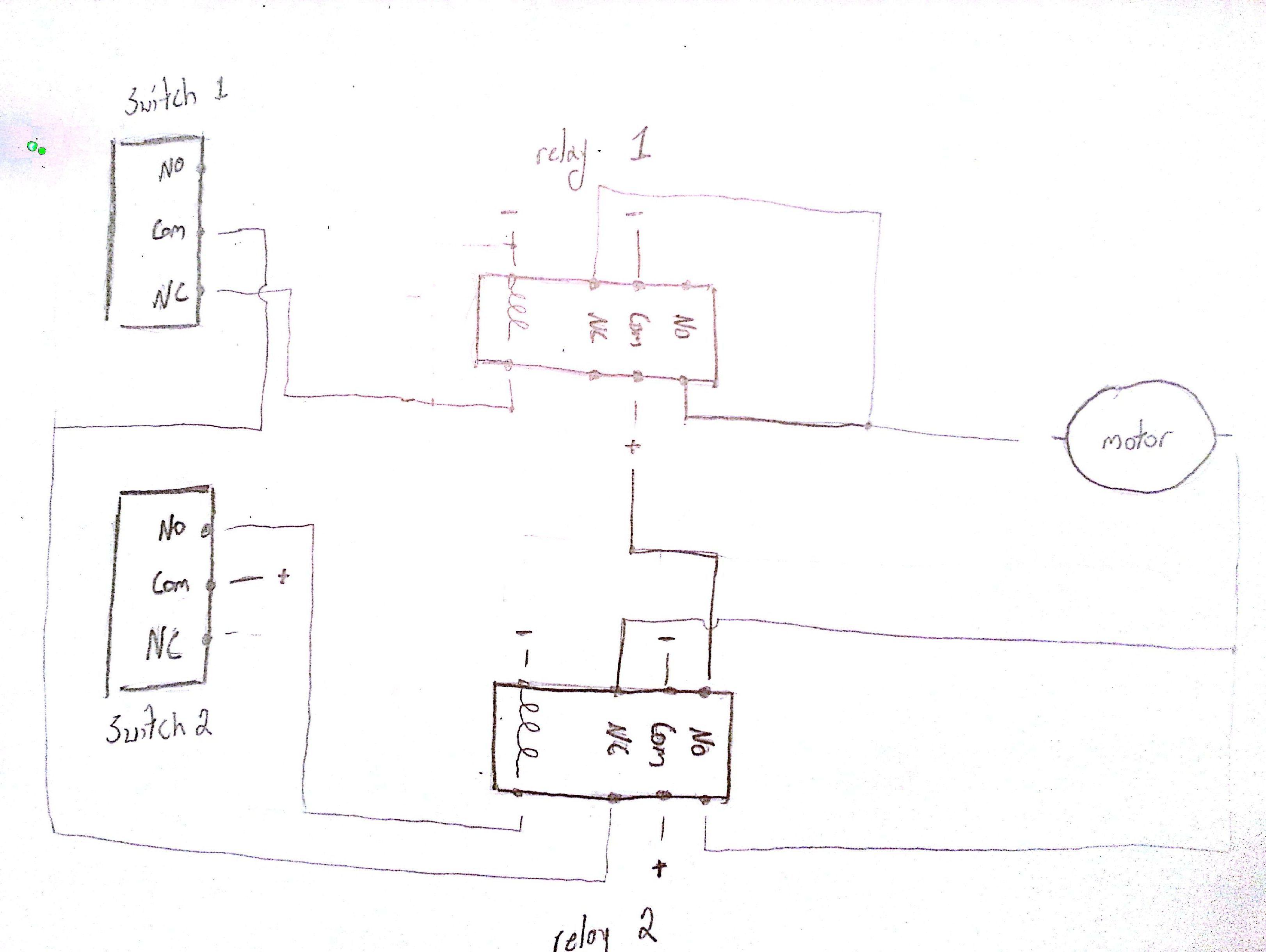 Wiring Diagram Of Motor Diagram, Electrical diagram, Motor