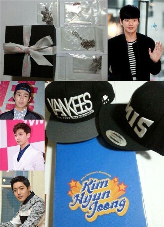 nice Kim Hyun Joong Secretly Donated at Bazaar to Help Sewol Victims