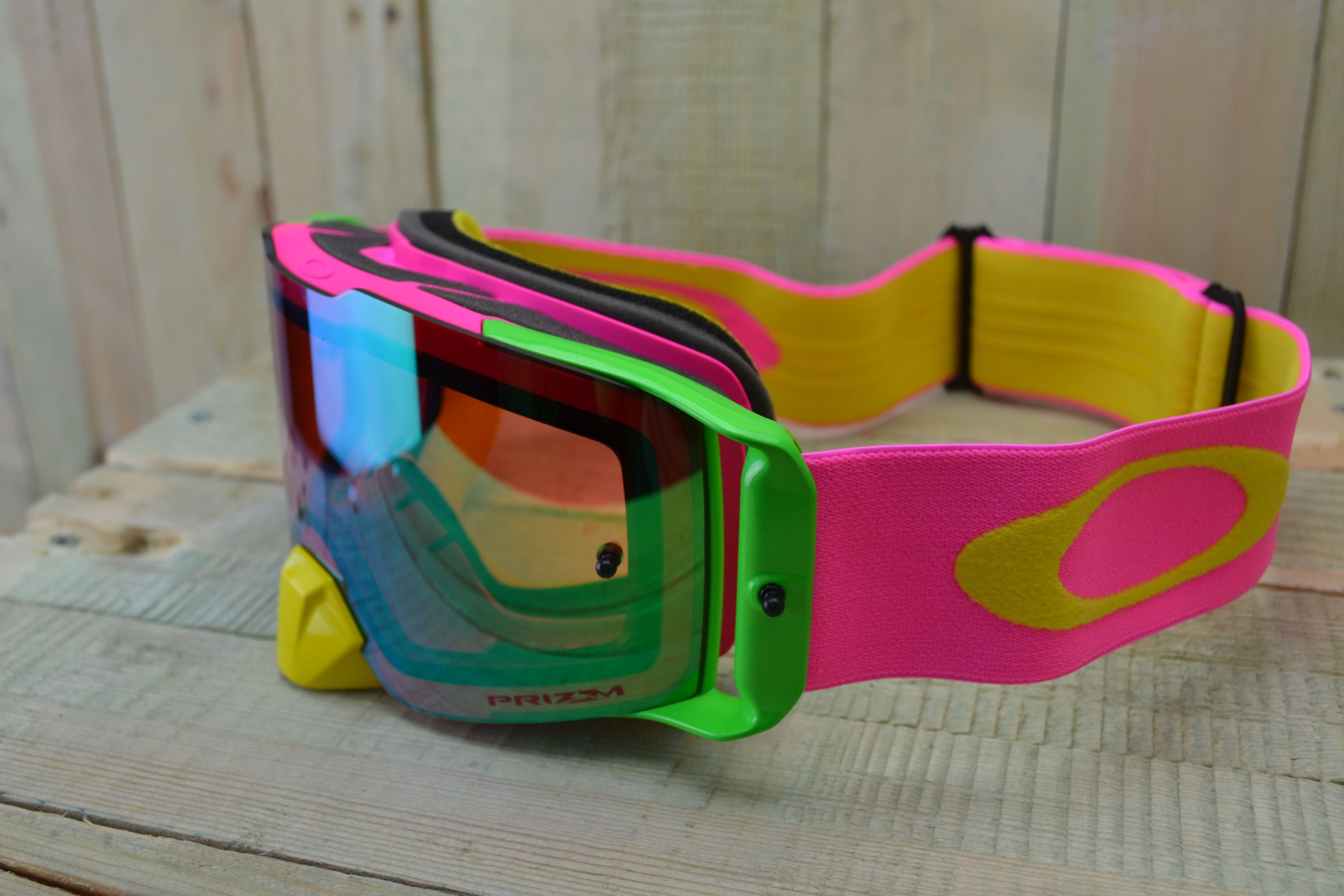 c6fad80fc1b Oakley has released the all-new Front Line MX goggle as the latest addition  to their high impact line of motocross goggles with a list of high-end  features ...