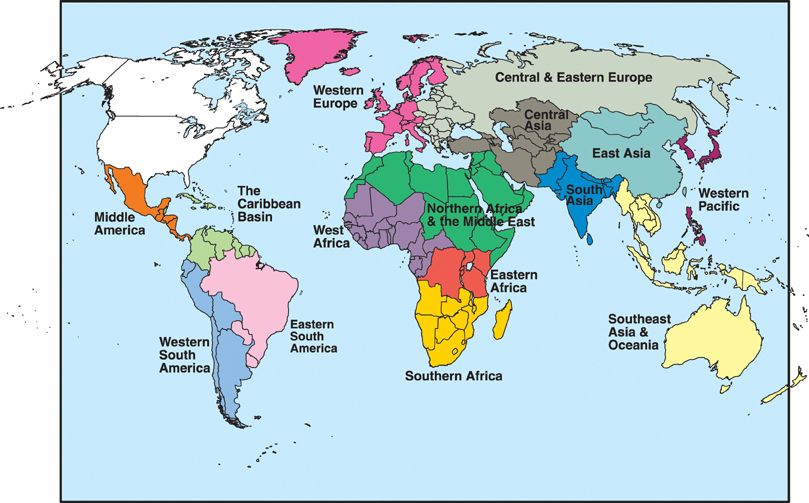 Map of southern baptist churches this world map image from map of southern baptist churches this world map image from southern baptist world missions web site gumiabroncs Images
