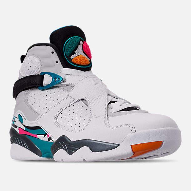 Men S Air Jordan Retro 8 Basketball Shoes In 2018 Jordans