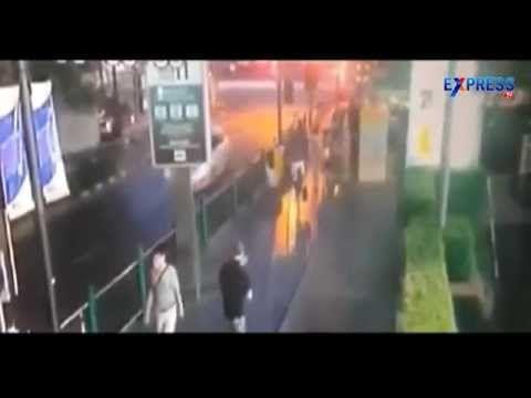 Bomb blast rocks Bangkok- Express TV
