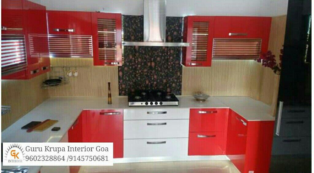 Guru Krupa interior goa | Interior, Kitchen cabinets, Home ...