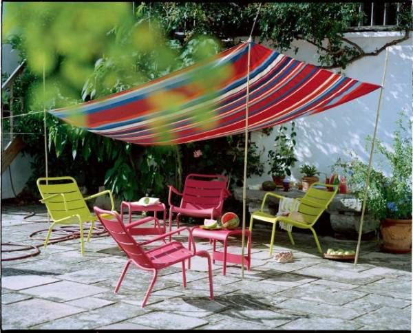 Comment abriter sa terrasse du soleil... | Luxembourg and Armchairs