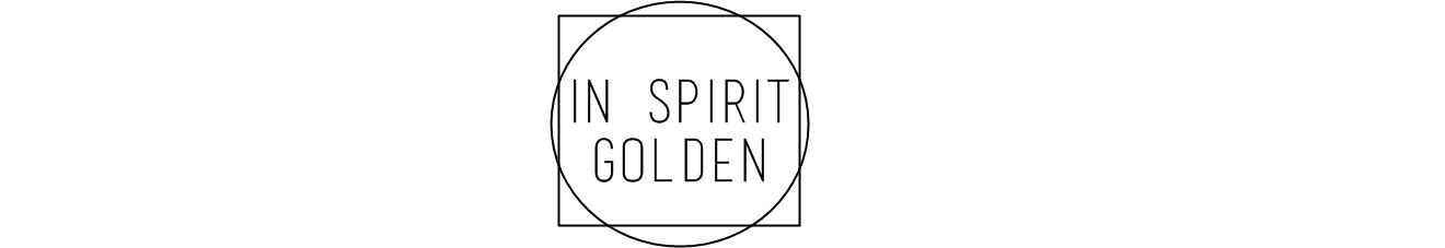 <center>IN SPIRIT GOLDEN</center>