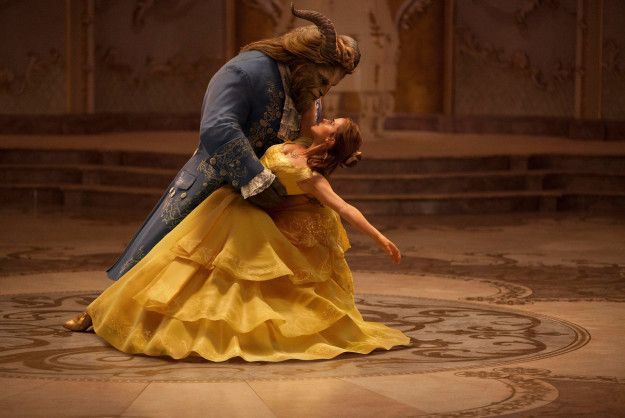 In remaking its 1991 animated classic <i>Beauty and the Beast</i>, the Mouse House has written a strange, sad love song to itself.