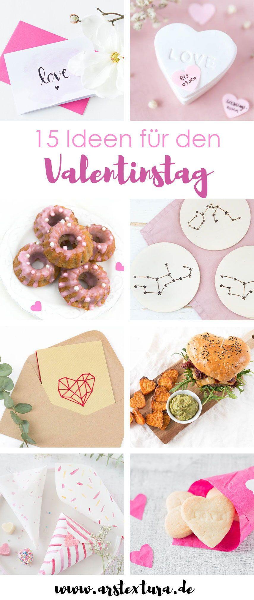 Valentinstag   ars textura – DIY-Blog