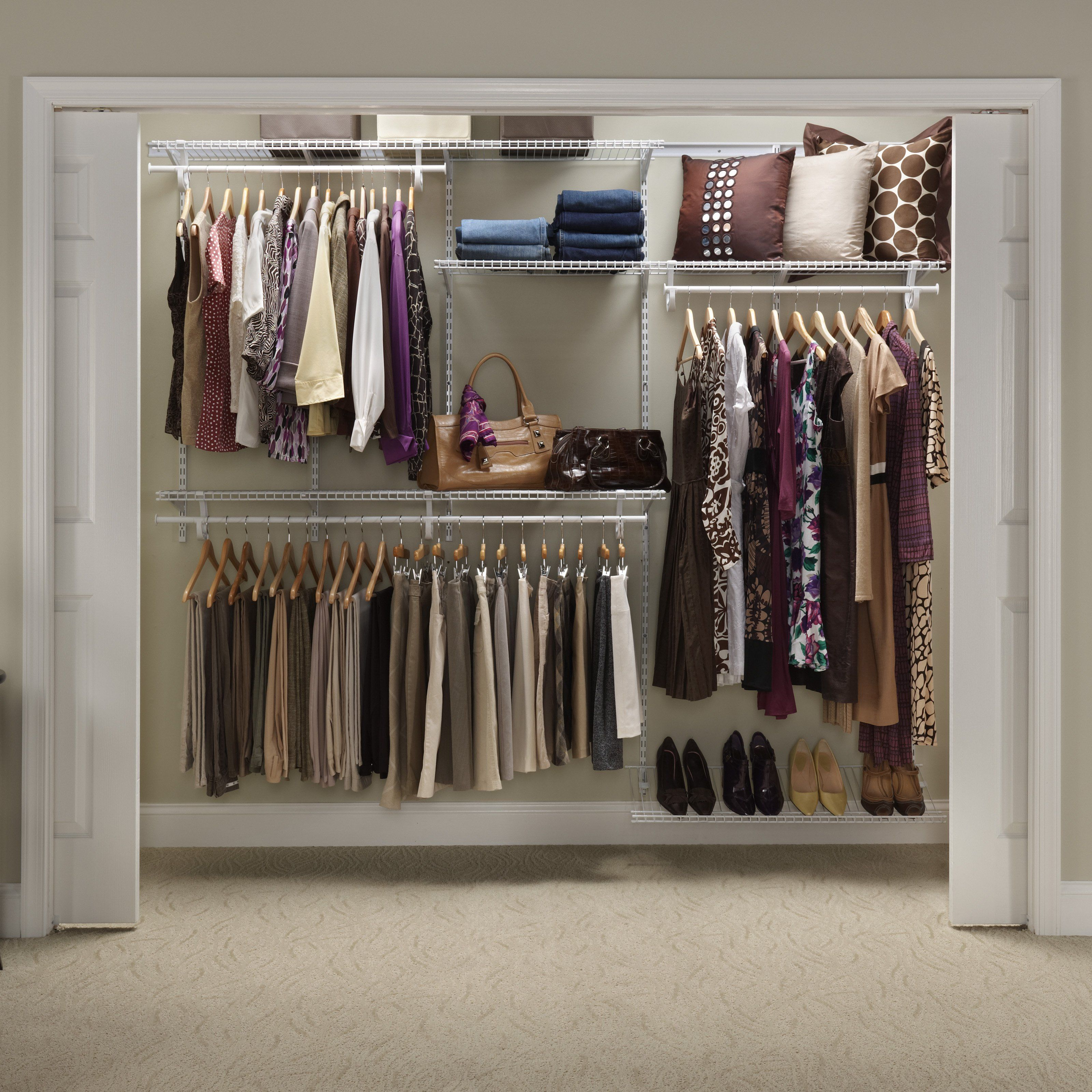 inexpensive in best design interior do it storage inspiring diy unique walk small ideas organizers orga yourself organizer shelving closet with systems
