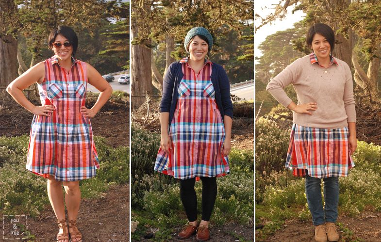 Alder Shirtdress for All the Seasons