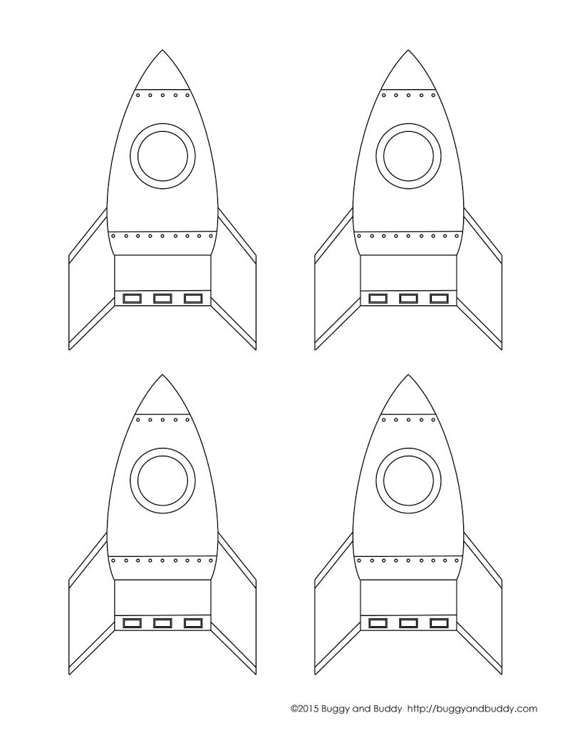 Rocket print out activity | classroom | Pinterest | Activities, Pdf ...